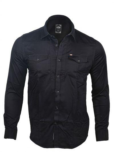 ZF Men's Casual Cotton Shirt - MGA8055797