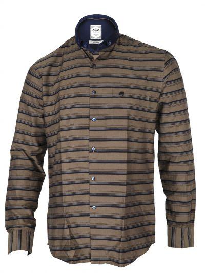 ZF Men's Party Wear Cotton Shirt - MFB5786876