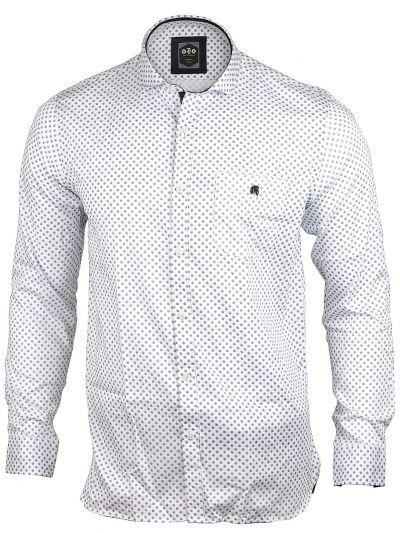 ZF Men's Casual Cotton Shirt  - MFB3468239