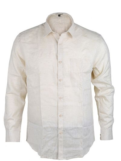 Zulus Festin Men's Linen Shirt - MGA7771282