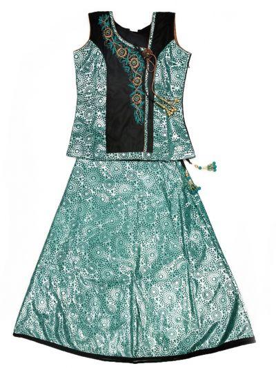 Kyathi  3 in 1 Readymade Mastani styled Salwar Kameez Suit Set - MGB9222290