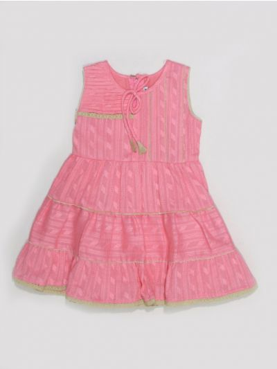 MLB1289866 - Girls Cotton Frock