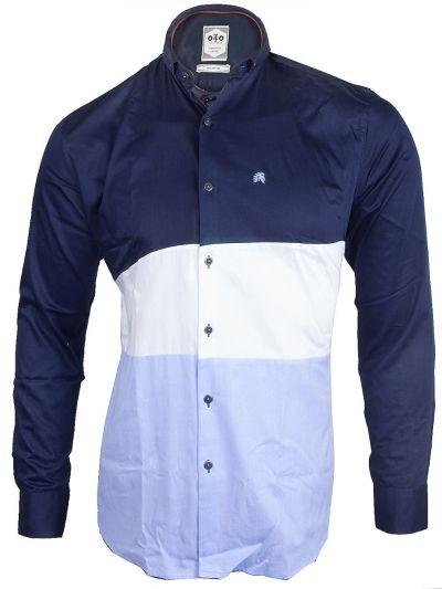 ZF Men's Casual Cotton Shirt - MFB5767679