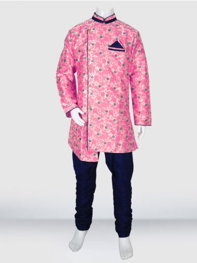 MR HOOKS Exclusive Boys Sherwani Set - MIB3391032