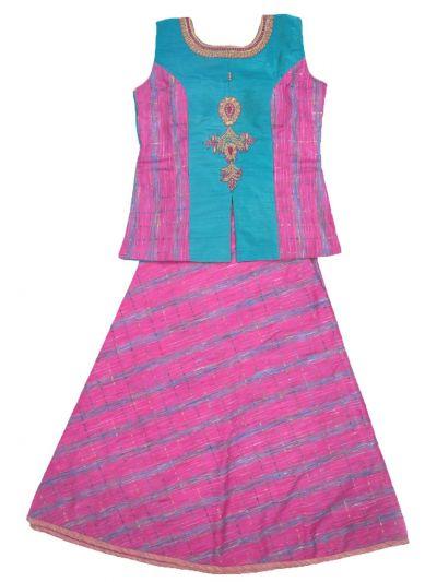 Kyathi  3 in 1 Readymade Mastani styled Salwar Kameez Suit Set - MGC0397179