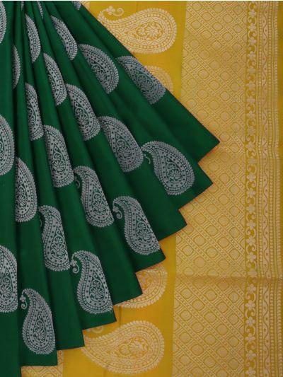 Vipanji Soft Silk Saree - MFB1093057