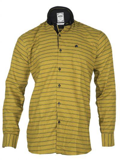 ZF Men's Party Wear Cotton Shirt - MFB5786858
