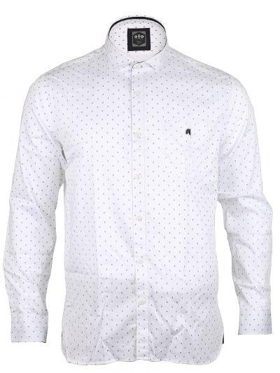 ZF Men's Casual Cotton Shirt  - MFB3468232