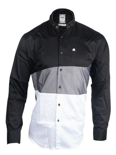 ZF Men's Casual Cotton Shirt -MFB5767674