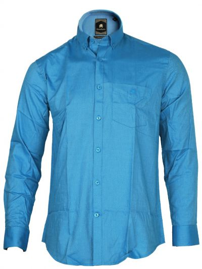 Zulus Festin Men's Formal Cotton Shirt - MGA7411902
