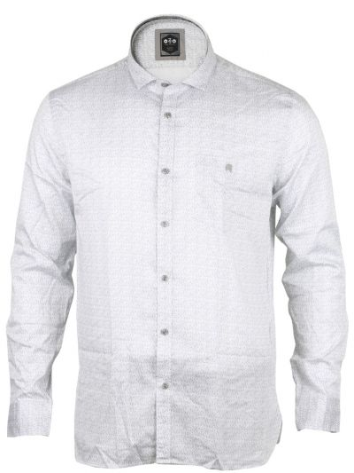 ZF Men's Casual Cotton Shirt - MFB3468160