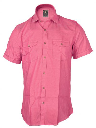 Zulus Festin Men's Casual Pure Cotton Shirt - MGA8251326