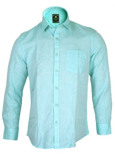 Zulus Festin Men's Casual Cotton Shirt - MGA7641215
