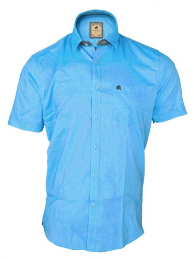 Zulus Festin Men's Casual Pure Cotton Shirt - MGA8024493