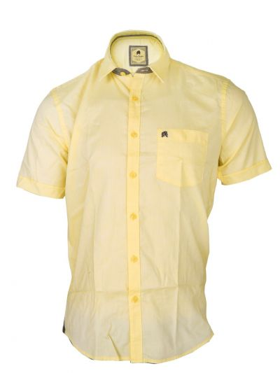 Zulus Festin Men's Casual Pure Cotton Shirt - MGA8024511
