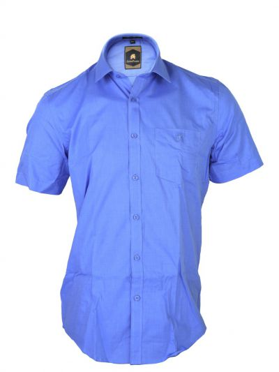 Zulus Festin Men's Formal Pure Cotton Shirt - MEC7597710
