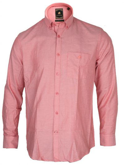 Zulus Festin Men's Cotton Formal Shirt - MGA7411890