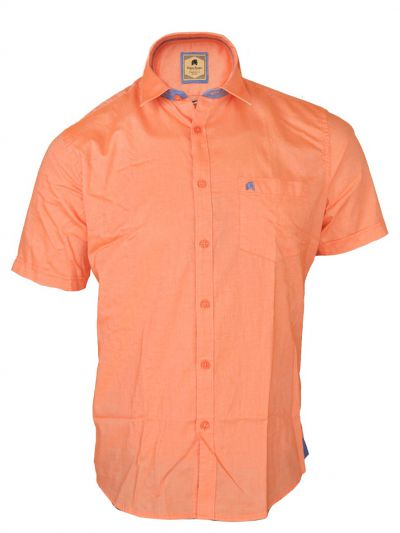 Zulus Festin Men's Casual Pure Cotton Shirt - MGA8024481