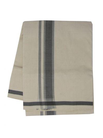 KKV Men's Cotton Dhoti - NJA9702797-EKM