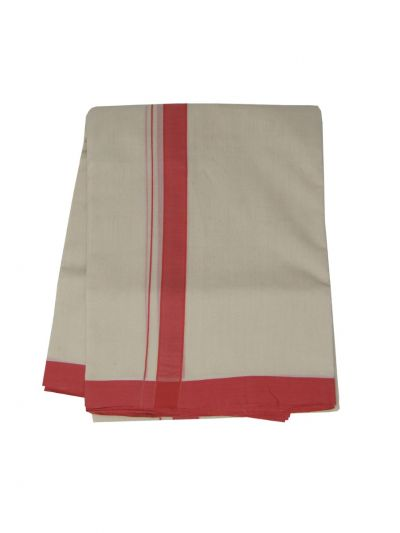 KKV Men's Cotton Dhoti - NJA9702800-EKM