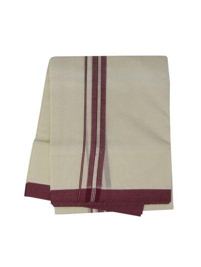 KKV Men's Cotton Dhoti - MJC7859448-EKM
