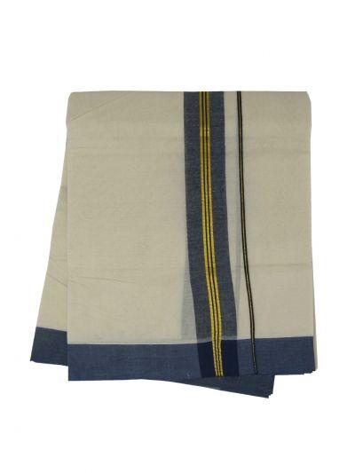 KKV Men's Cotton Dhoti - NEB2063176-EKM