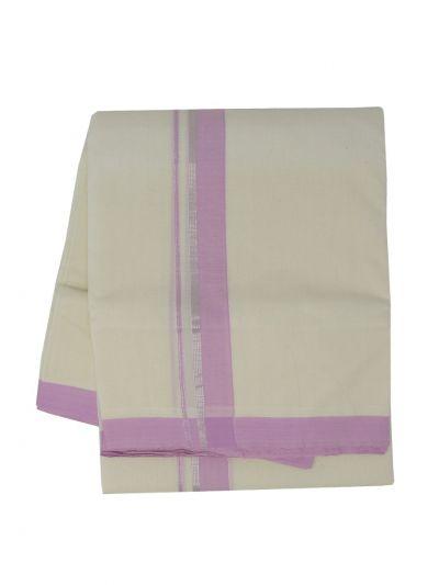 KKV Men's Cotton Dhoti - NEB2063303-EKM