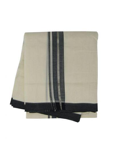 KKV Men's Cotton Dhoti - NEB2063310
