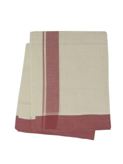 KKV Men's Cotton Dhoti - NEB2063339-EKM