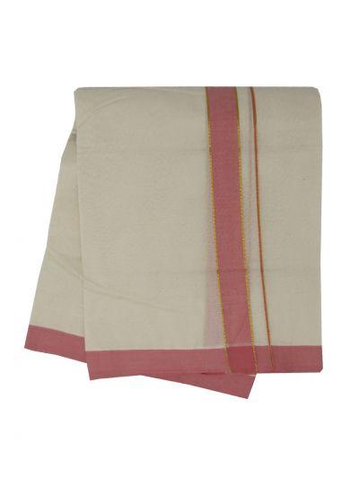 KKV Men's Cotton Dhoti - NJA9702594-EKM