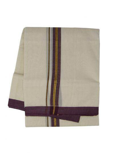 KKV Men's Cotton Dhoti  - NJA9702603-EKM