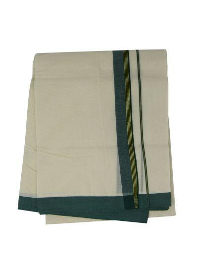 KKV Men's Cotton Dhoti - NJA9702604-EKM