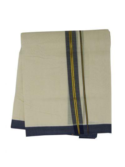 KKV Men's Cotton Dhoti - NJA9702608-EKM