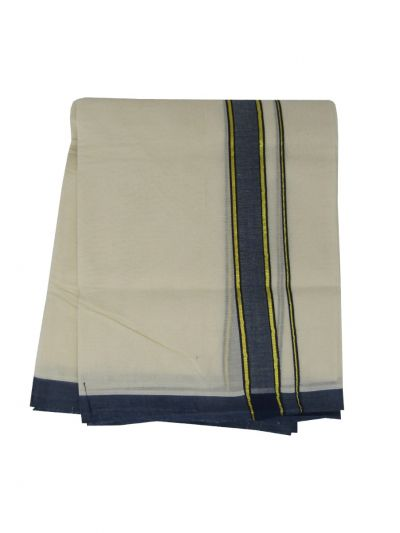KKV Men's Cotton Dhoti - NJA9702616-EKM