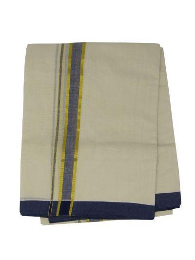 KKV Men's Cotton Dhoti - NJA9702517-EKM