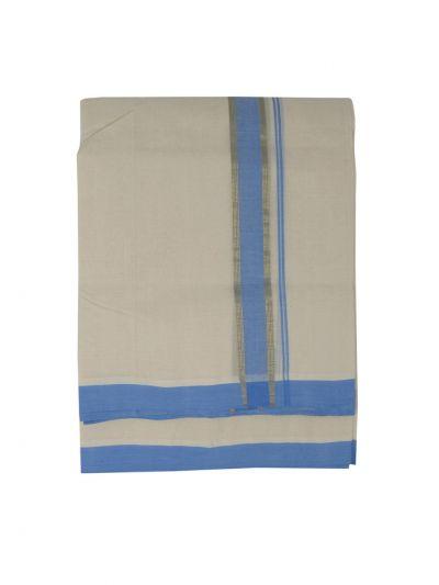 KKV Men's Cotton Dhoti - NJA9702496-EKM