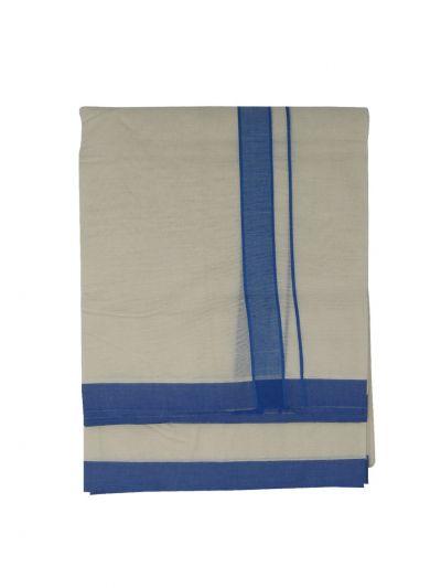 KKV Men's Cotton Dhoti - NJA9702533-EKM