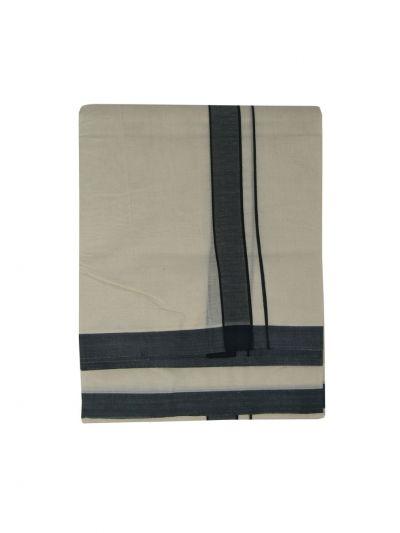 KKV Men's Cotton Dhoti - NJA9702540-EKM