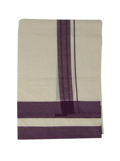 KKV Men's Cotton Dhoti - NJA9702583-EKM