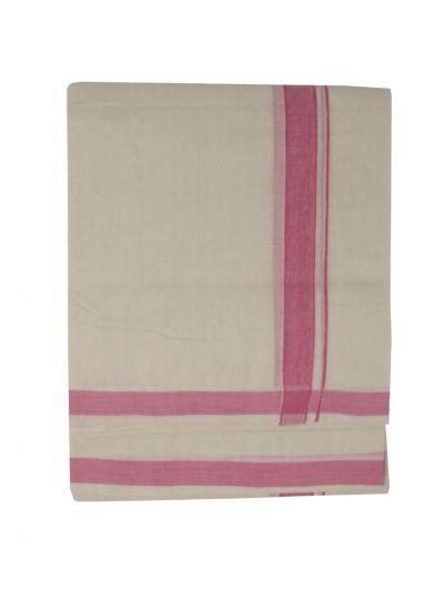 KKV Men's Cotton Dhoti - NJA9702632-EKM