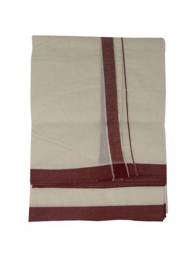 KKV Men's Cotton Dhoti - NJA9702694-EKM
