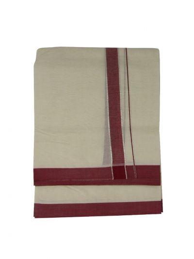 KKV Men's Cotton Dhoti - NJA9702706-EKM