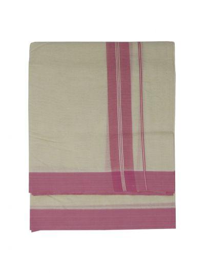 KKV Men's Cotton Dhoti - NKC3651269-EKM