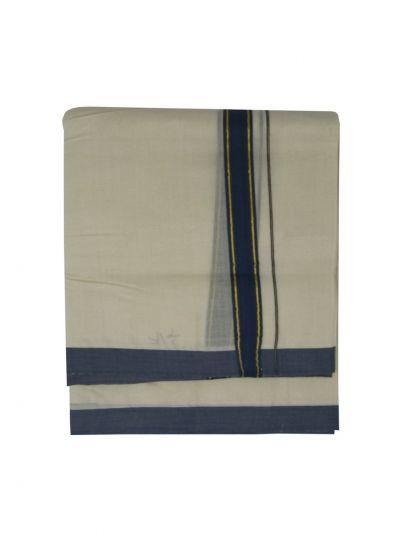 KKV Men's Cotton Dhoti - NKC3651279-EKM