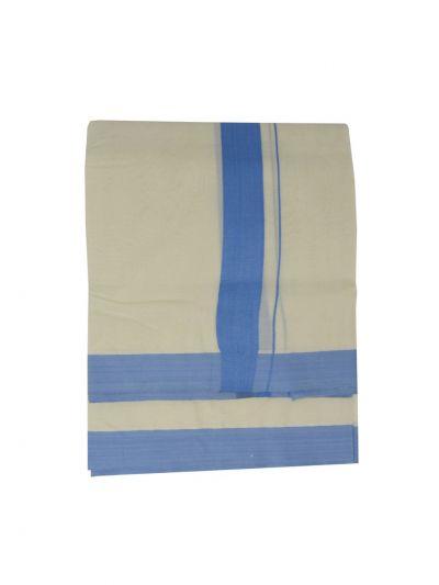 KKV Men's Cotton Dhoti - NKC3651311-EKM