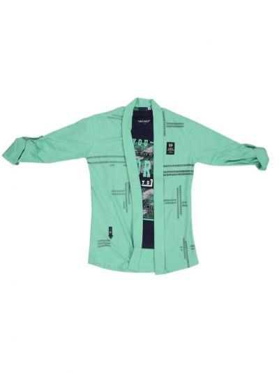 Boys Fancy Casual Shirt  - NGD2381435