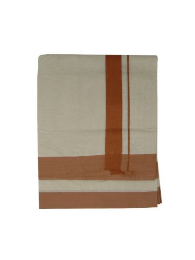 KKV Men's Cotton Dhoti - NKC3651313-EKM