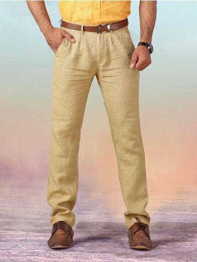 Zulus Festin Men's Formal Cotton Trouser