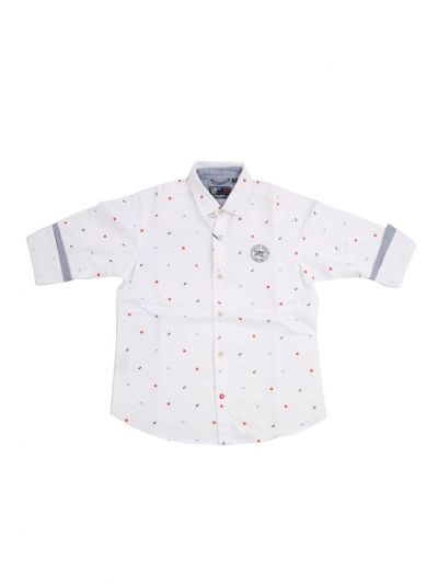 Boys Casual Cotton Shirt - NED2859615