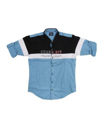 Boys Casual Cotton Shirt - NFA3492956